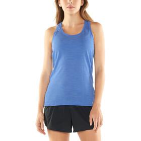 Icebreaker Amplify - Camiseta sin mangas running Mujer - violeta